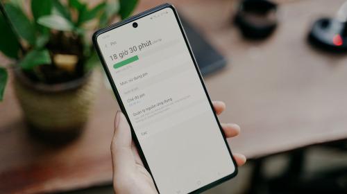Đánh giá thời lượng dùng pin Galaxy M51: Viên pin 7000mAh dùng mãi không hết để còn sạc
