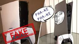 Game thủ bán PS5 làm bằng bìa carton với giá 400 USD để lấy tiền mua máy thật, thế mà vẫn có người mua mới tài