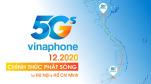 VinaPhone phát sóng 5G tại HN và TP.HCM vào tháng 12/2020