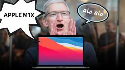 Apple M1X lộ diện: 12 nhân, hiệu năng cực khủng, trang bị trên MacBook Pro 16 inch ra mắt vào năm sau