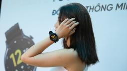 Trên tay Realme Watch S: Lột xác về ngoại hình, nhiều nâng cấp hấp dẫn, giá 2,99 triệu đồng
