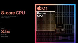 Chủ tịch Qualcomm bất ngờ khen ngợi chip M1 của Apple