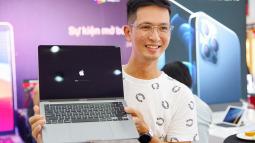 Mở bán MacBook M1 2020 chính hãng đầu tiên tại Việt Nam: MacBook Air phiên bản thấp nhất có giá 29 triệu đồng