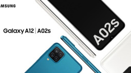 Galaxy A12 và Galaxy A02s ra mắt tại VN: Camera 48MP chụp cận cảnh, pin khủng 5000mAh, giá từ 3.2 triệu đồng