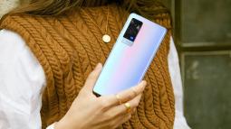 Vivo X60 và X60 Pro ra mắt: Exynos 1080 5nm, camera chống rung gimbal, màn hình AMOLED 120Hz, giá từ 12.4 triệu đồng