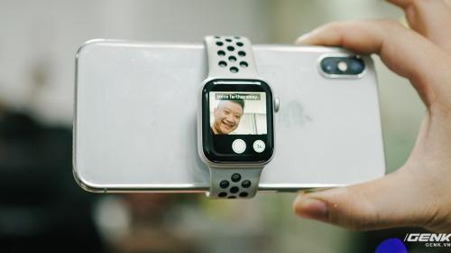 Hoá ra có thể dùng Apple Watch để làm công cụ quay vlog cực kỳ tiện