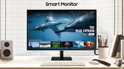 Samsung ra mắt màn hình thông minh M5 và M7: Có thể hoạt động độc lập không cần PC, chạy Tizen OS, độ phân giải 4K, giá từ 230 USD
