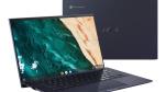 [CES 2021] Asus ra mắt Chromebook CX9, thiết kế tiêu chuẩn quân đội, có thể chơi game