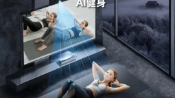 [CES 2021] Hisense ra mắt dòng TV laser full-color đầu tiên trên thế giới, hỗ trợ giao tiếp mạng xã hội