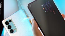 OPPO Reno5 - smartphone dành cho người yêu cái đẹp, từ thiết kế cho đến ảnh chụp, video