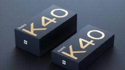 Lộ ảnh vỏ hộp Redmi K40, cũng sẽ không bán kèm củ sạc giống Xiaomi Mi 11