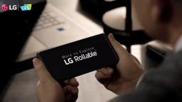 Tương lai của smartphone màn hình cuộn LG Rollable như ngàn cân treo sợi tóc khi LG định bán mảng di động