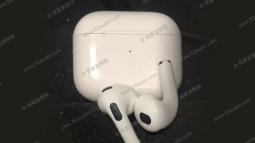 Lộ ảnh thực tế tai nghe AirPods thế hệ thứ 3 của Apple