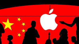 Apple thắng kỷ lục ở Trung Quốc