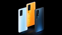 iQOO Neo5 ra mắt: Màn hình OLED 120Hz, Snapdragon 870, pin 4500mAh, sạc nhanh 66W, giá chỉ 8.9 triệu đồng