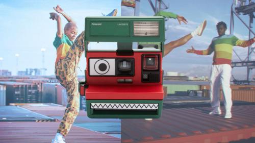 Polaroid hợp tác cùng Lacoste ra mắt bộ sưu tập quần áo và máy ảnh cực độc đáo