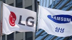 Samsung, LG báo lợi nhuận tăng kỷ lục trong quý 1