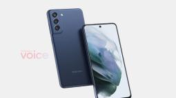 Samsung Galaxy S21 FE lộ diện, thay đổi nhỏ ở cụm camera