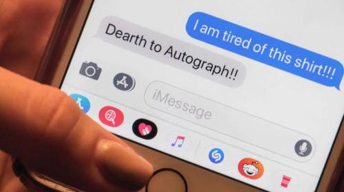 Bằng sáng chế mới của Apple cho thấy chức năng tự động sửa chính tả trên iPhone sắp có cải tiến lớn