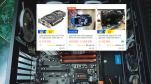 Card màn hình vẫn quay cuồng trong cơn bão giá vì Bitcoin