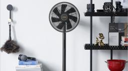 Xiaomi ra mắt quạt cây thông minh Smartmi DC Inverter Floor Fan 3, giá gần 2,5 triệu đồng