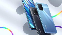 Realme Q3, Q3 Pro và Q3i ra mắt: Màn hình AMOLED 120Hz, camera 64MP, chip Dimensity 1100, giá từ 3.9 triệu đồng