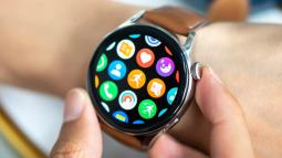 """Huawei Watch 3 ra mắt: Có """"núm"""" xoay như Apple Watch, chạy HarmonyOS, pin 3 ngày, giá từ 9.4 triệu đồng"""