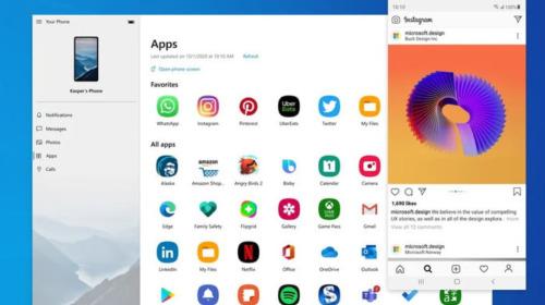 Lộ bằng chứng cho thấy Microsoft đang phát triển ứng dụng giả lập Android cho Windows 11