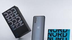 OnePus Nord CE 5G ra mắt tại VN: Màn hình 90Hz, Snapdragon 750G, pin 4500mAh, giá từ 7.99 triệu đồng